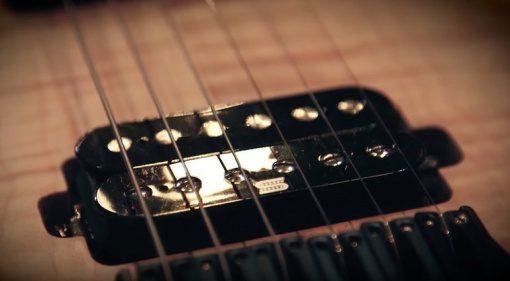 Seymour Duncan Duality Humbcker Pickups E-Gitarre Front