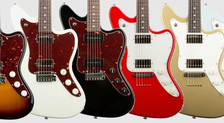 Suhr Classic JM Pro Offset E-Gitarre Front