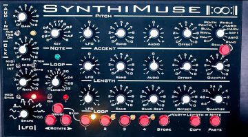 Synthimuse Melodien-Generator