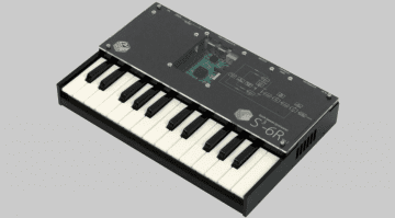 The Synth Sennin S3-6R V2 - der innovative Rasperry Pi Synthesizer