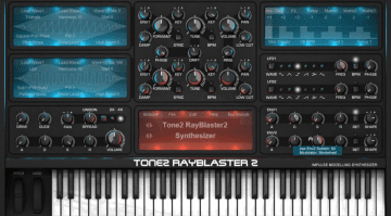 Tone2 Rayblaster2 Update angekündigt
