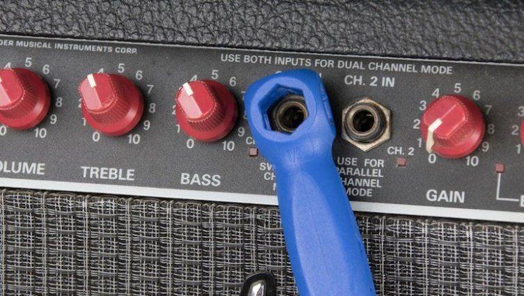 Octopus 8-in-1 Guitar Tool