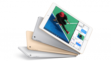 """Apple updatet das 9.7"""" iPad -heller, breiter, schneller"""