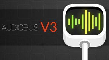 Audiobus 3 App iOS Teaser Logo