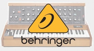 Behringer Minimoog Model D Synthesizer Teaser