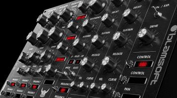 Blamsoft Inc. VK-2 Viking Synthesizer - ein Moog für Reason