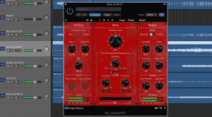Brainworx bx_subsynth - das hört sich nach viel Bass an!