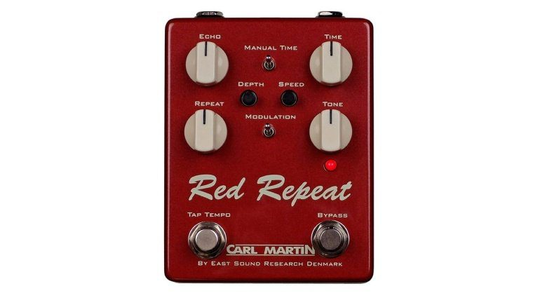 Red Repeat Delay