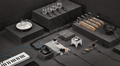 dadamachines The Automat Toolkit - MIDI-Motor-Controller für das Studio