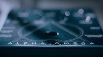 Darkglass Alpha-Omega Bass Preamp Distortion Pedal Front Teaser