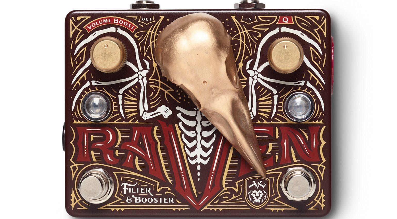 Dr. No TVL Raven Effekt Pedal Top