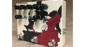 Dwarfcraft Devices Super Wizard Pedal Front