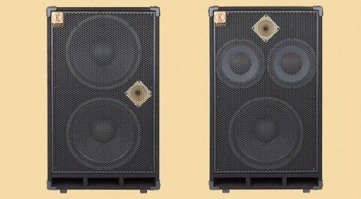 Eden Amp P1515X P1510X Front Bass Cabs Teaser