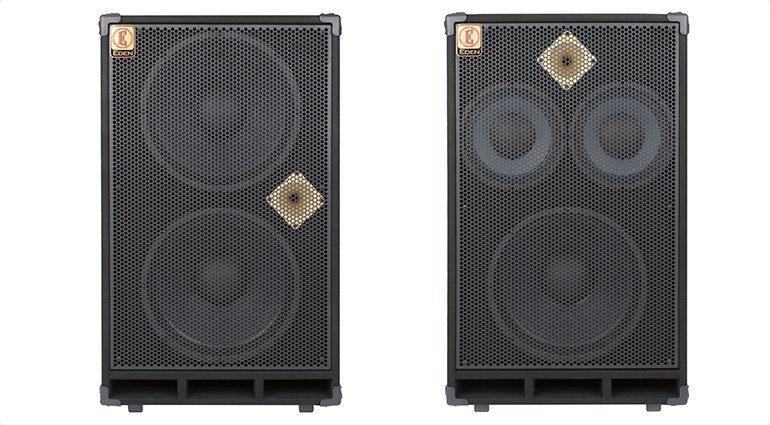 Eden Amp P1515X P1510X Front Bass Cabs
