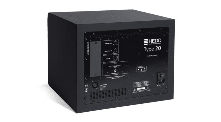 HEDD Type 20 Studio Monitor - neuer Midfield Monitor aus Berlin