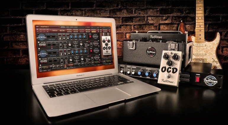 IK Multimedia Fulltone Collection Plug-in Effekt Amplitube Teaser