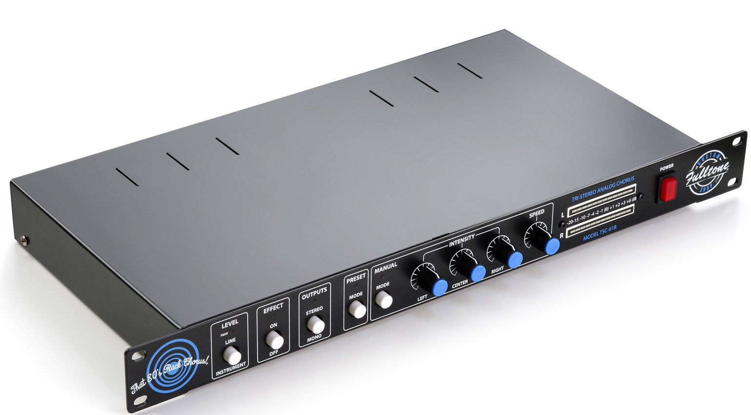 IK Multimedia Fulltone Collection TERC Rack