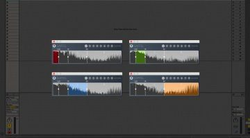 Klevgraend Gaffel Plug-in Effekt Multiband Splitter GUI Ableton Live Teaser
