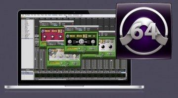 Line6 Echo Farm 3 64 Bit AAX Delay Plug-in GUI Teaser