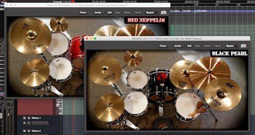 mixbus 4 avl drums