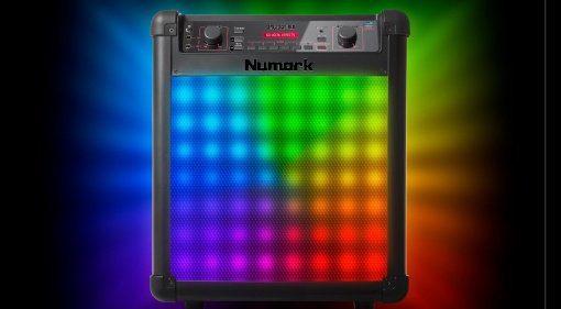 Numark Singmaster Front