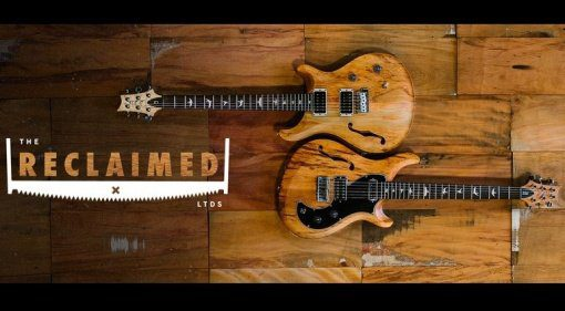 Paul Reed Smith PRS Reclaimed Wood TEaser