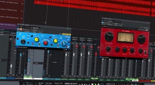 Presonus Studio Magic Freeware Plug-in Suite Teaser