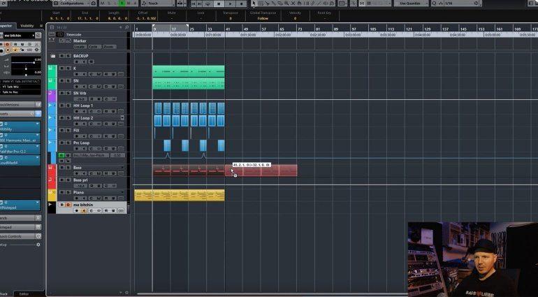 Steinberg Cubase 9 vs Presonus Studio One FMN Music Video DAW Vergleich