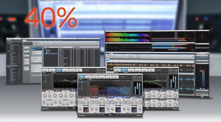 Steinberg Wavelab Pro 9 Deal Teaser