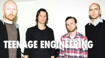 Teenage Engineering Crew Gruendungsmitglieder
