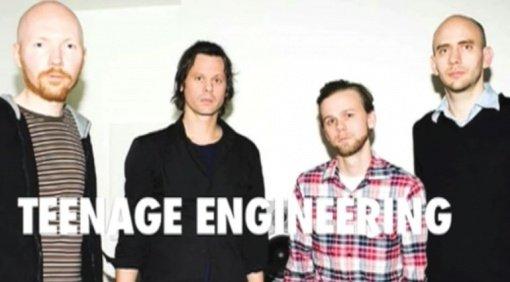 Teenage Engineering Crew Gruendungsmitglieder