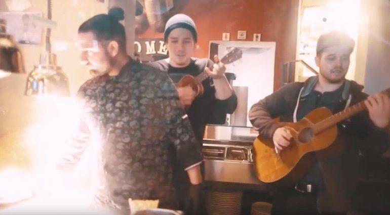 Thomann #MusicBelongsEverywhere Teaser