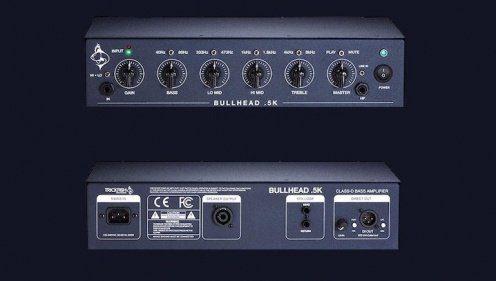 trickfish amplification bullhead 5k bass amplifier teaser