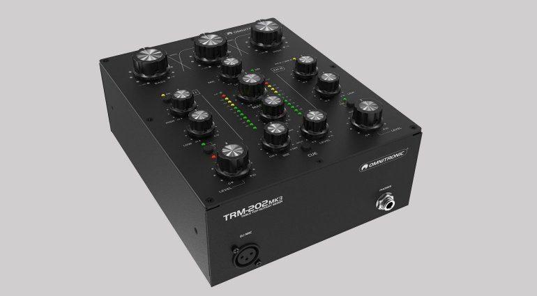 Omnitronic TRM-202MK3