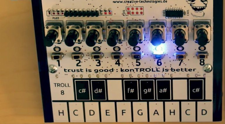 Troll8 µSynth