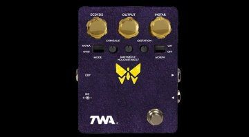 TWA Totally Wicked Audio DM 02 Dynamorph Effektpedal