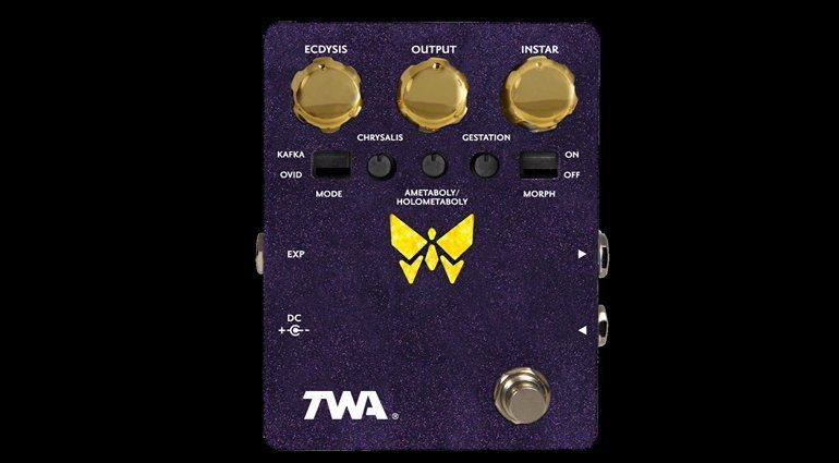 TWA Totally Wicked Audio DM 02 Dynamorph Effektpedal