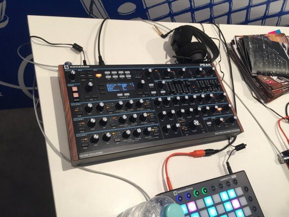 30 Novation Peak