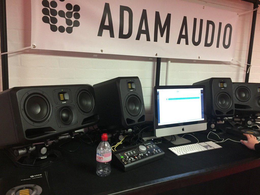 33 Adam Audio