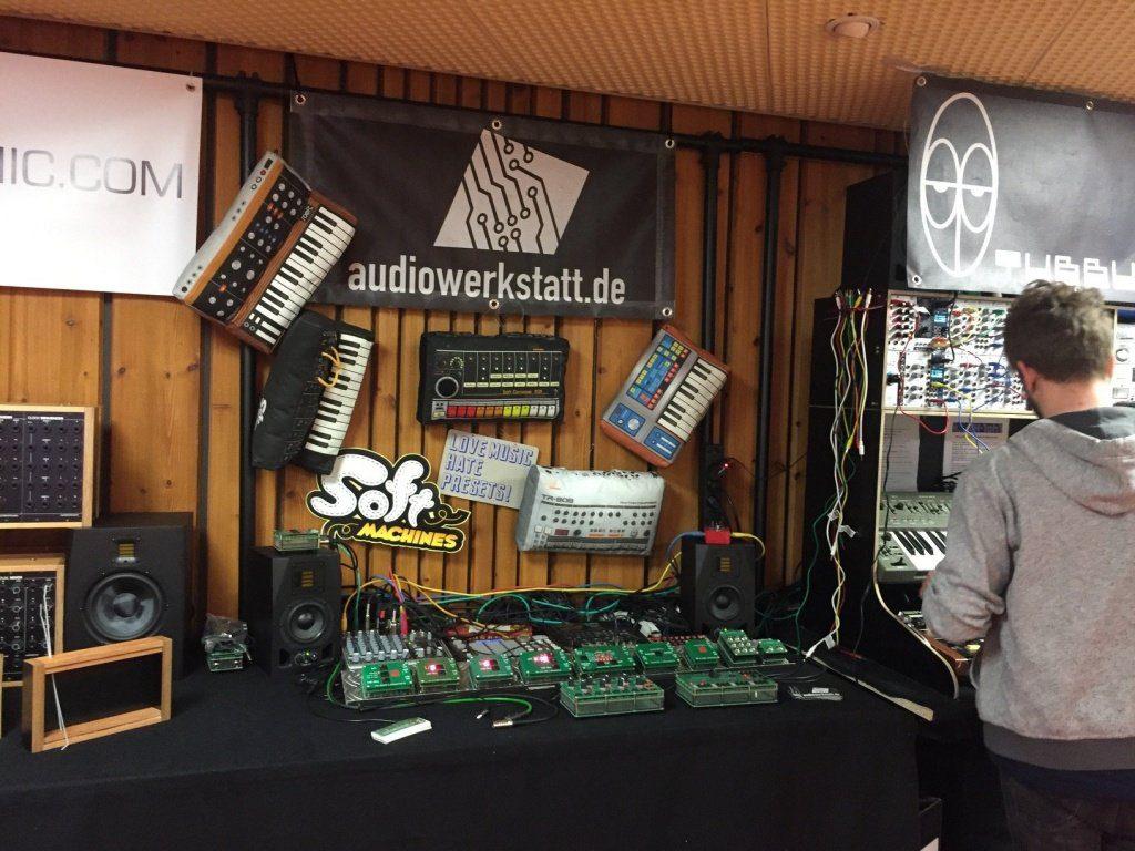34 Audiowerkstatt