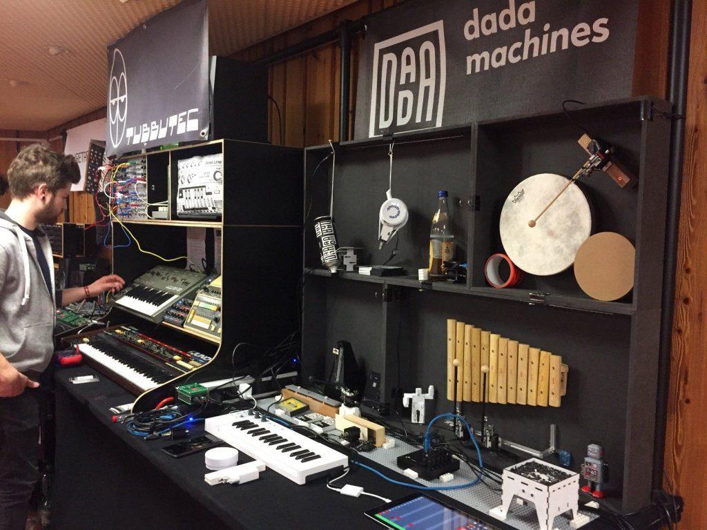 35 Dada Machines Tubbotec