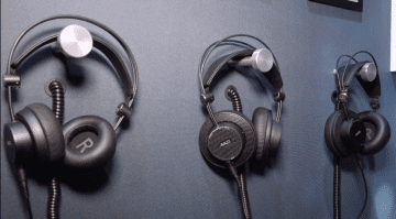 Musikmesse 2017: AKG K275, K245, K175 - professionelle Kopfhörer für unterwegs