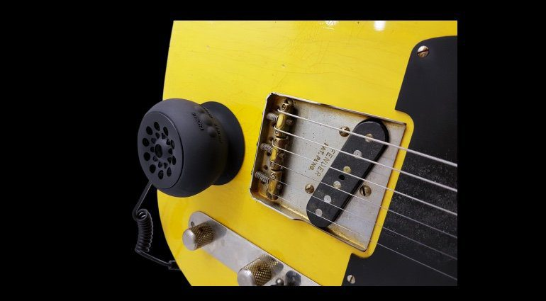 Fluid Audio Strum Buddy Mini Amp telecaster