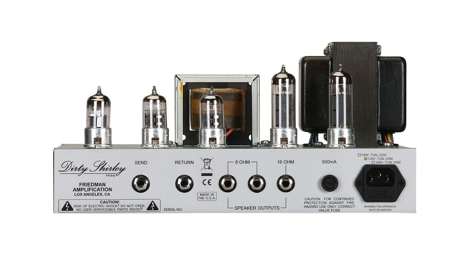Friedman Dirty Shirley Mini Combo Guts Tubes
