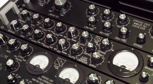 Gyraf Audio G24 Passive Hardware Compressor Front Teaser