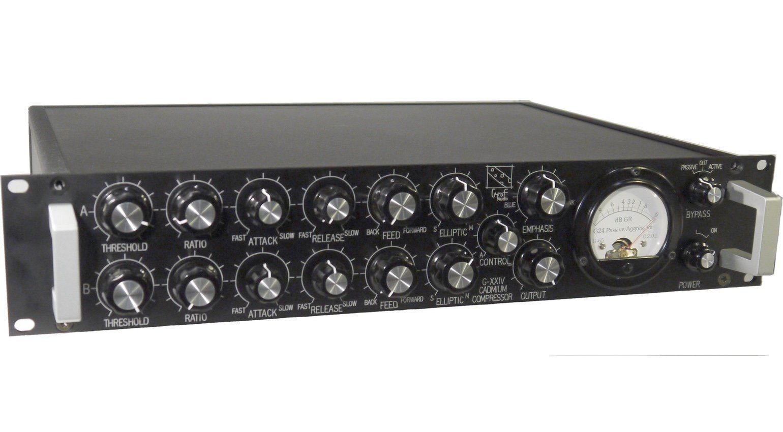 Gyraf Audio G24 Passive Hardware Compressor Front