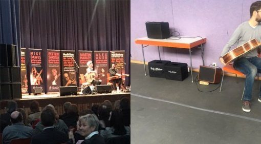 Hughes Kettner Akustik Amp Teaser