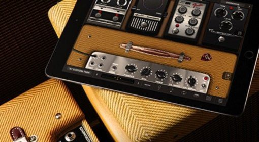 IK Multimedia Fender Collection 2 for AmpliTube iOS