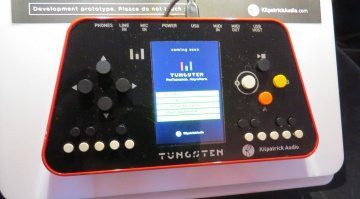 Kilpatrick Audio Tungsten Performance Controller Front