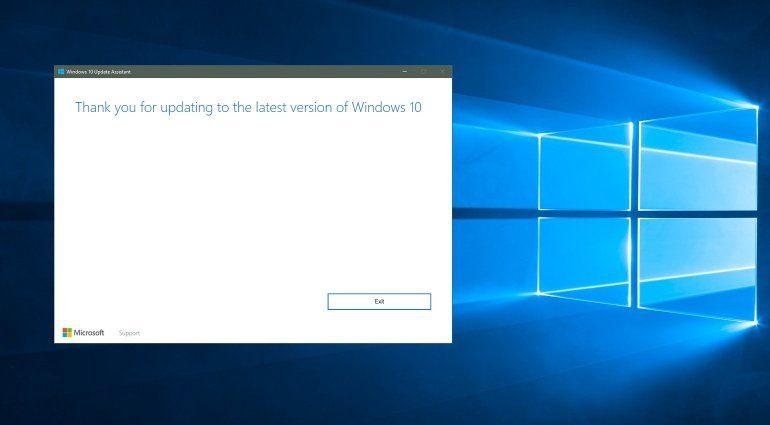 Microsoft Windows 10 Creators Update